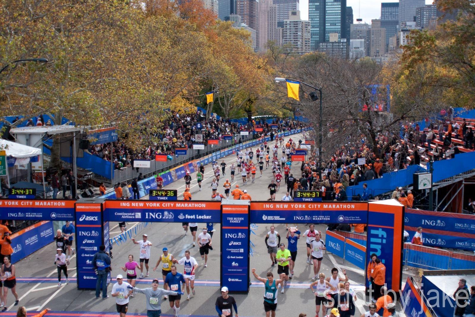 Comment s'inscrire et participer au Marathon de New York