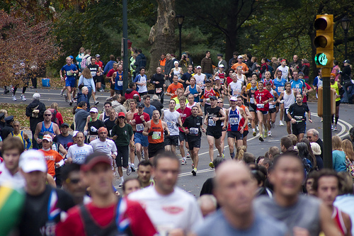 marathon NYC