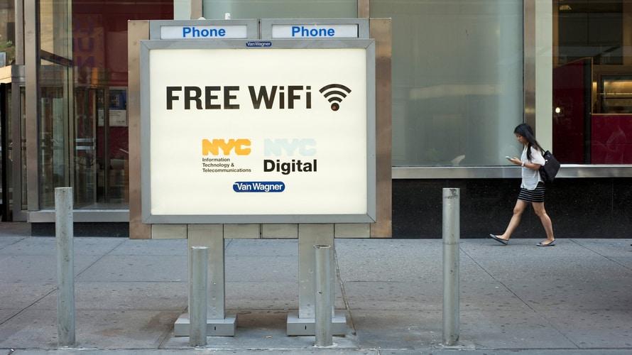 Wifi West Island