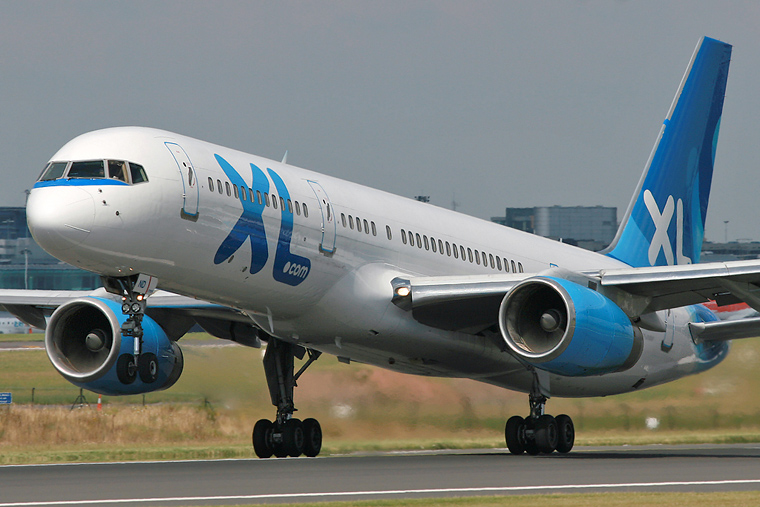 La compagnie a rienne xl airways sur un paris new york for Compagnie aerienne americaine vol interieur
