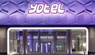 Le Yotel, un hôtel branché, design ... à New York