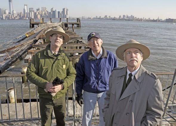 Liberty Island et Ellis Island