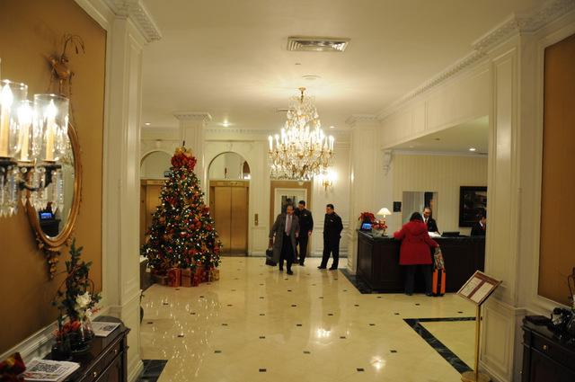 Hotel warwick de new york un bon plan h tel pour sa for Hotel bon plan