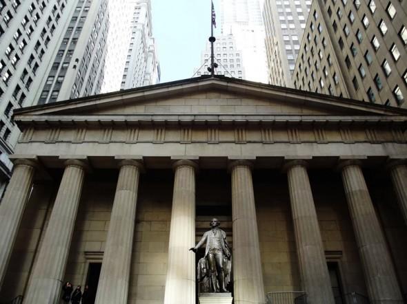Voila concernant Wall Street février 2013 un froid polaire ce jour là je m'en souviendrai toujours ! Angélique