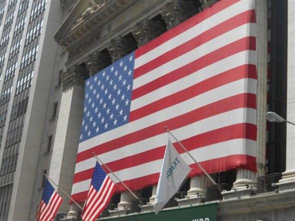 Photo prise à Wall-Street lors de notre séjour en août 2012 - Pascal
