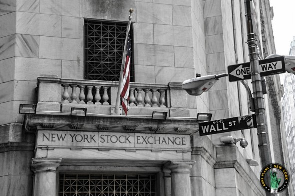 En Avril 2011, New York Stock Exchange & Wall Street - Alex les bons plans