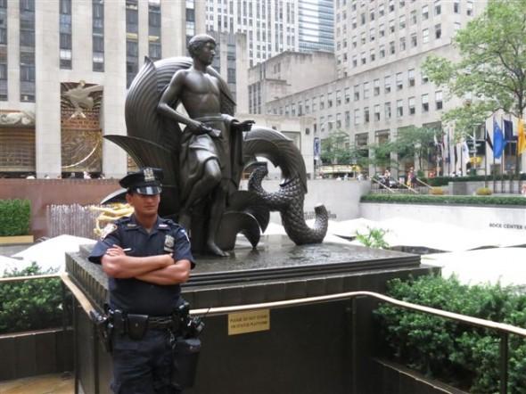 Photo prise lors de notre séjour à NY en août 2012 - Pascal