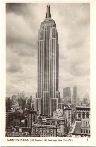 Empire State Building en 1931