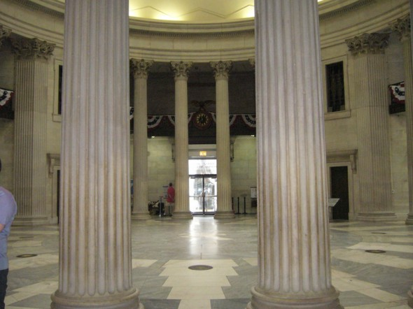 Musée de Wall Street - Juin 2012- Kate