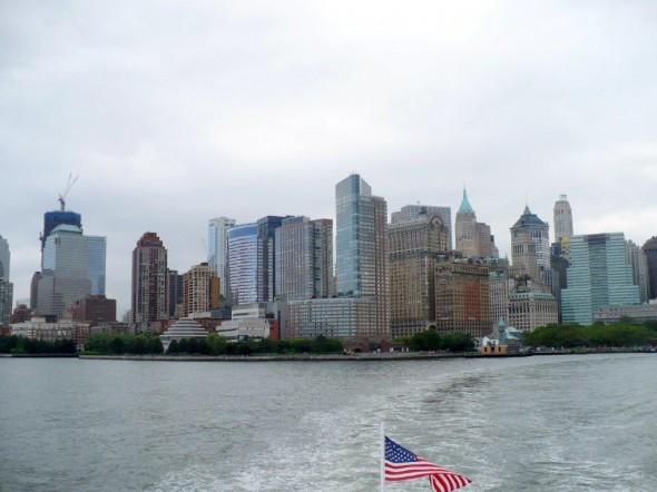 Vu depuis le ferry de Staten Island - Juin 2011 - TheMouse