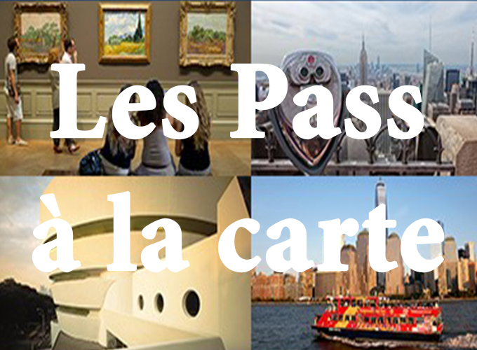 Pass Carte New York