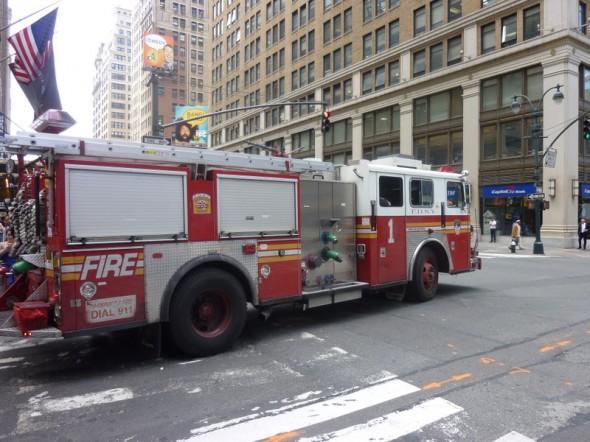 Juin 2012, au hasard des rues de NY - Catherine