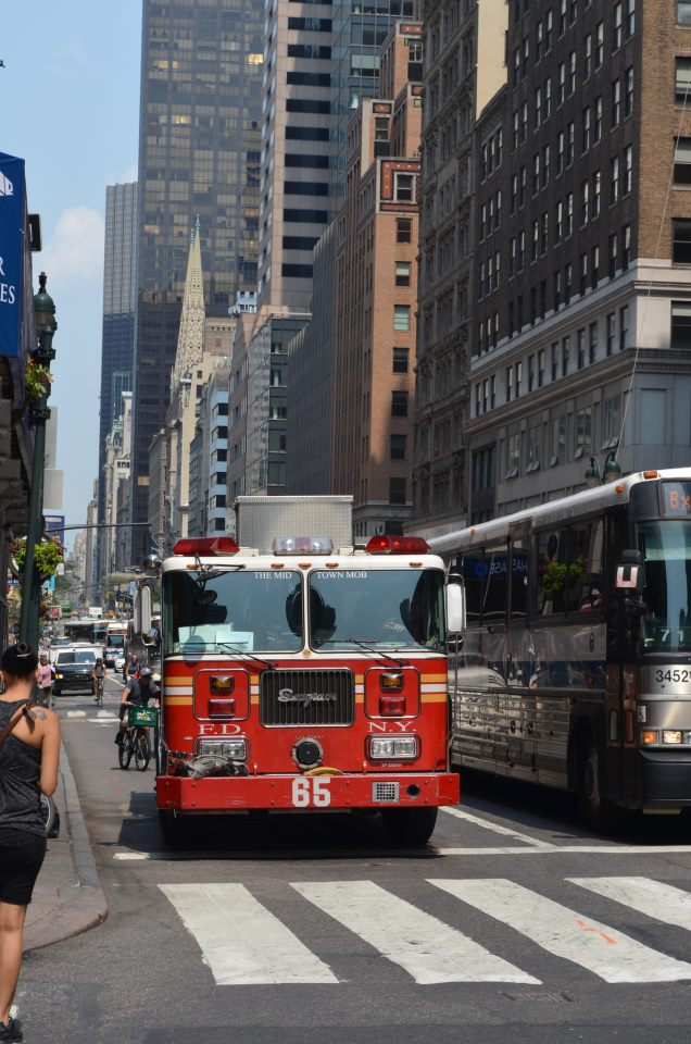 Séjour en août 2012 - Merci à tous les pompiers, eux qui se mettent en danger pour nous et que certains osent violenter !!!! - Jean-Philippe