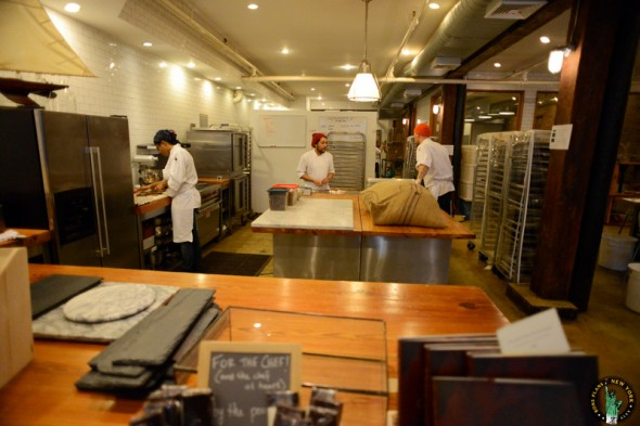 Ouvriers des Mast Brothers - Brookyn (NYC)