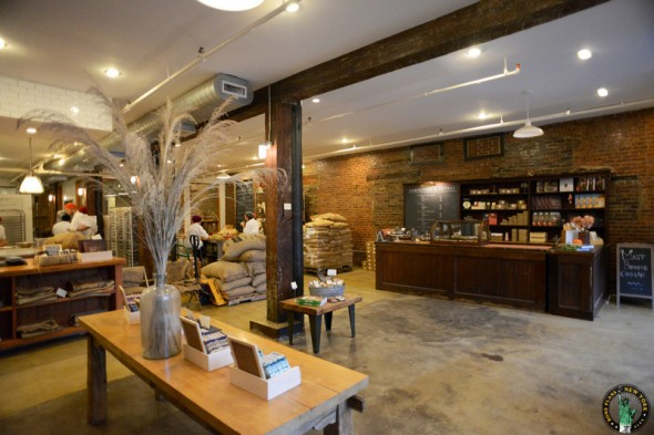 Mast Brothers - Brookyn (NYC)