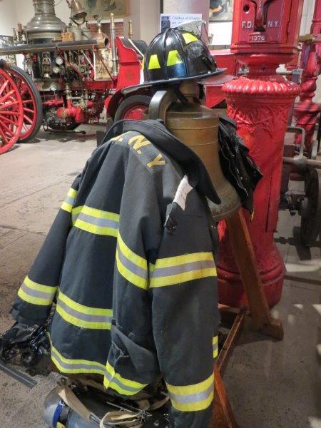 Musée des pompiers en Août 2012 - Pascal