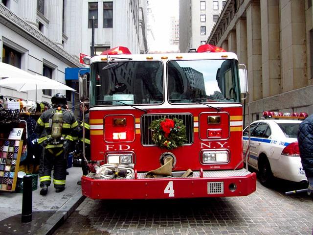 A Financial District décembre 2011. Leslie B.