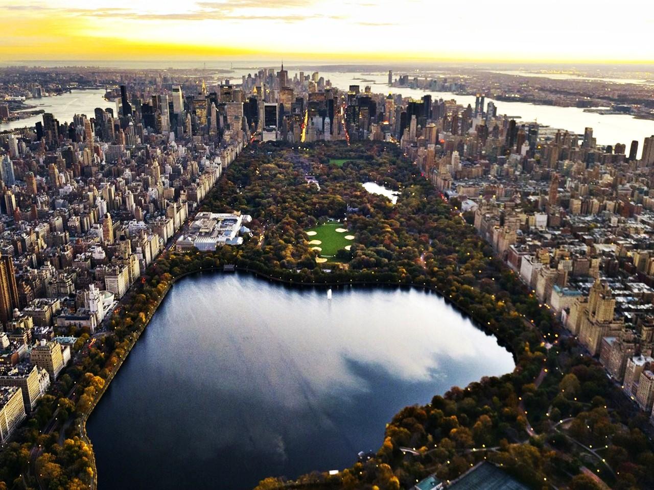 Le top 10 des parcs de new york pour se balader faire du for New york dall alto
