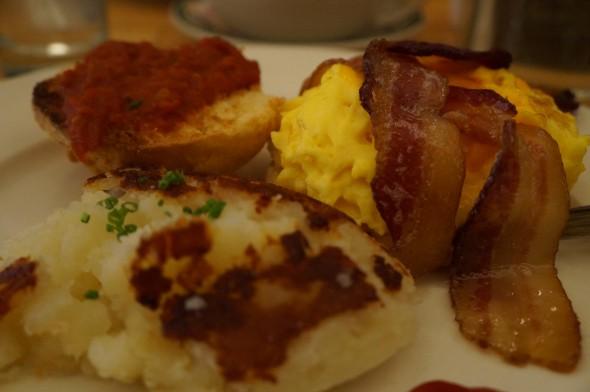 Buttermilk Bisuit Sandwich Clinton Street Baking Company & Restaurant