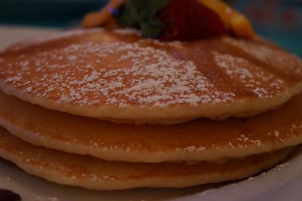 Pancakes de chez Big Daddy's