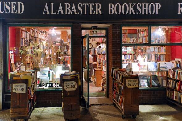 Albaster bookshop