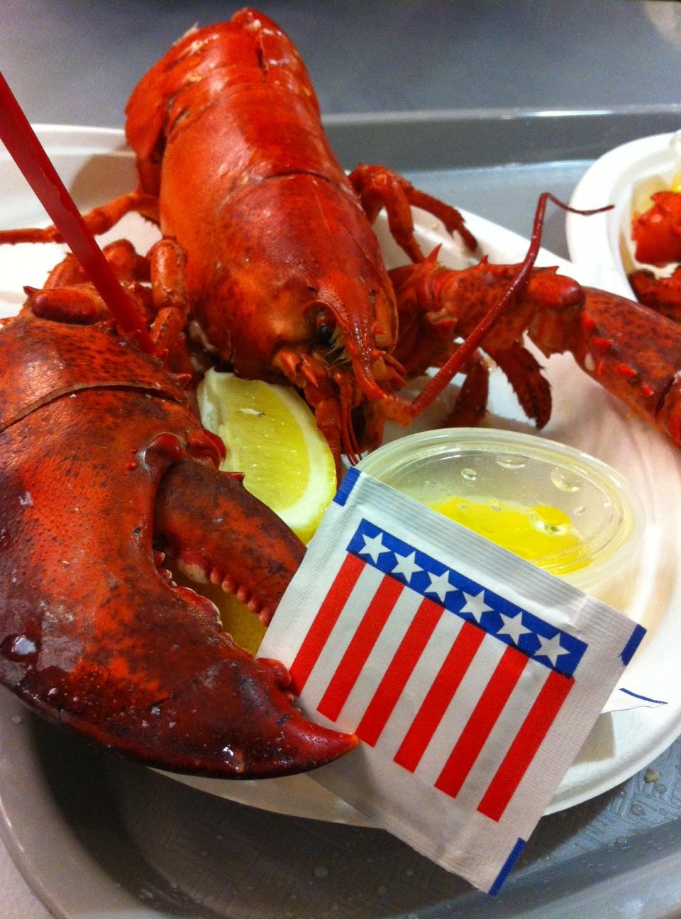 Dégustation de Lobster au Chelsea Market -Bons Plans New York de Diane