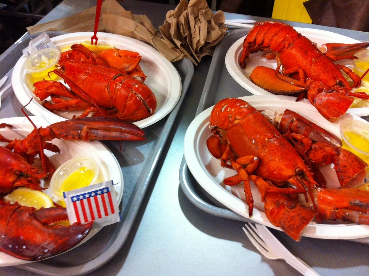 York Maine Lobster Restaurants