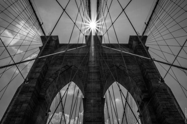 Benjamin MONDON - NYC - New York - Brooklyn bridge