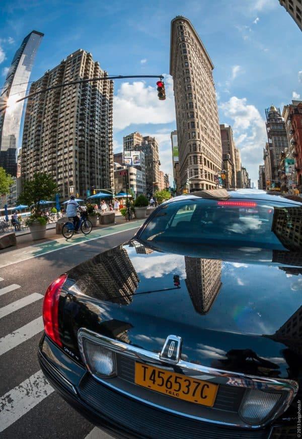 Benjamin MONDON - NYC - New York - Flatiron Building