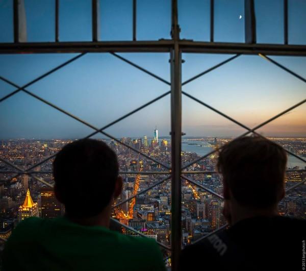 Benjamin MONDON - NYC - New York - ESB Empire State Building
