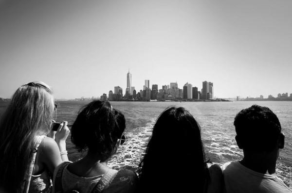 MONDON Benjamin bateau nyc new york