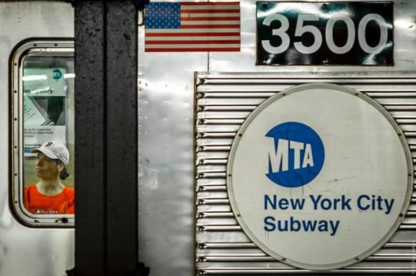 Benjamin MONDON - NYC - New York - Métro