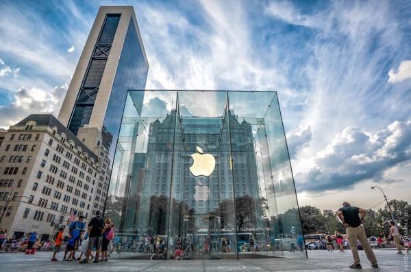 Benjamin MONDON - NYC - New York - Apple Store