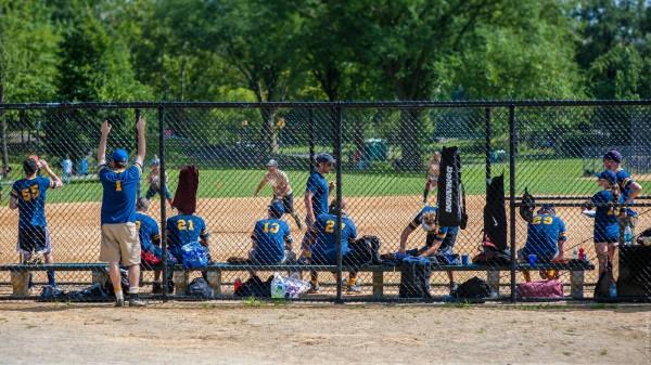 Benjamin MONDON - NYC - New York - Baseball Central Park