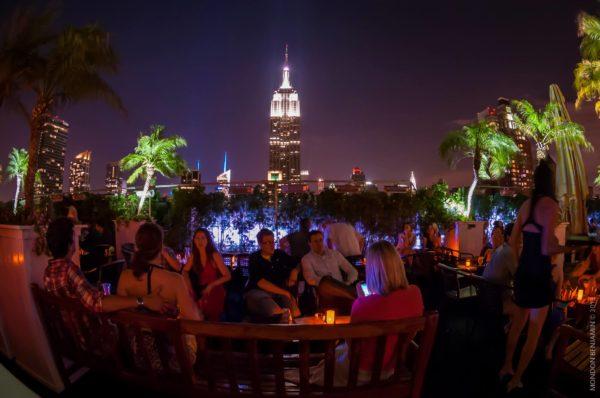 Benjamin MONDON - NYC - New York - 230 Fifth Rooftop
