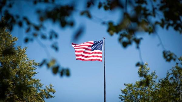 Benjamin MONDON - NYC - New York - USA Flag
