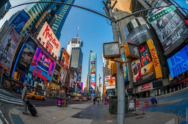 Benjamin MONDON - NYC - New York - Times Square