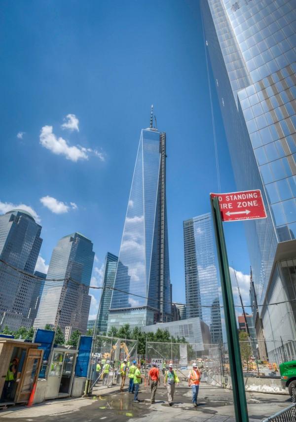 Benjamin MONDON - NYC - New York - World Trade Center
