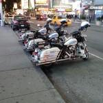 Motos NYPD - Fabrice