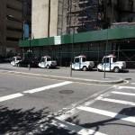 Voiturettes NYPD - Fabrice