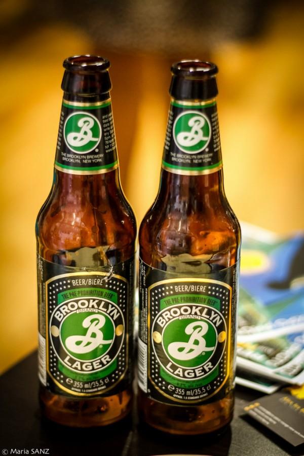 Brooklyn beer-Maria SANZ