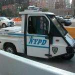 Petite voiturette NYPD - Coralie Clara - Août 2013