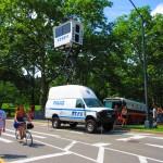 NYPD à Central Park - Jérôme Rousset - Juin 2013