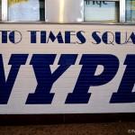 NYPD à Times Square - Pocahontas