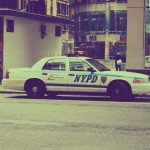 Voiture NYPD 2011 - Delphine