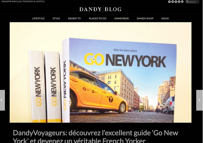 dandy blog blogueur alexandre vende janvier 2017