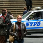 Céline à Wall Street en 2008 :-)