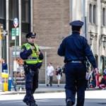 NYPD dans la rue