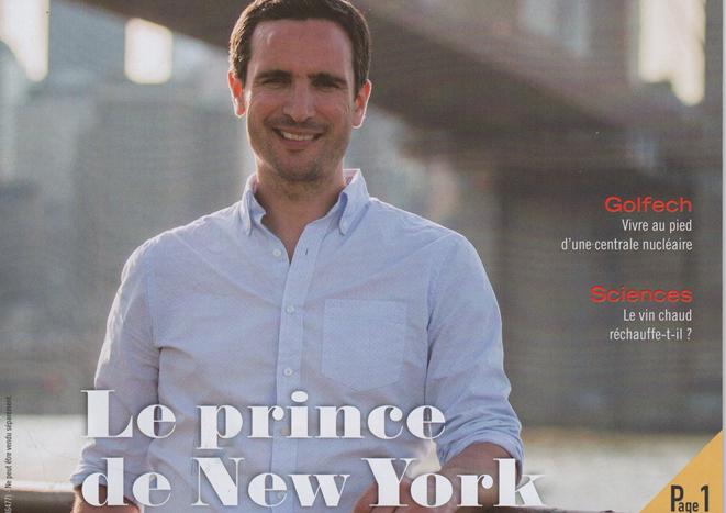 mag sud ouest prince de new york bordelais blogueur alexandre vende fevrier 2017