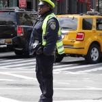 Une femme du NYPD - Patrick